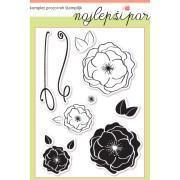 Divje vrtnice-štampiljke