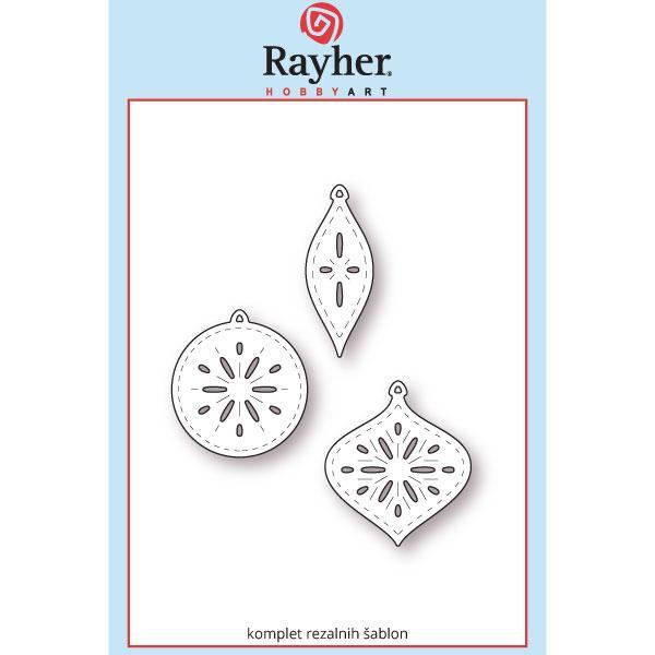 rayher božični-okraski