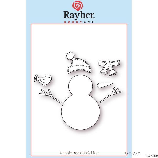 rayher snežak