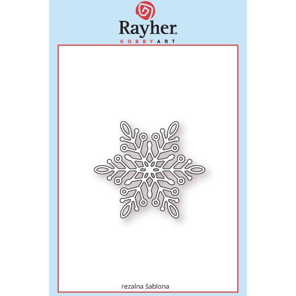 rayher snežinka