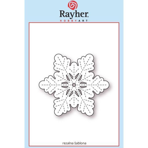 rayher velika-šivana-snežinka
