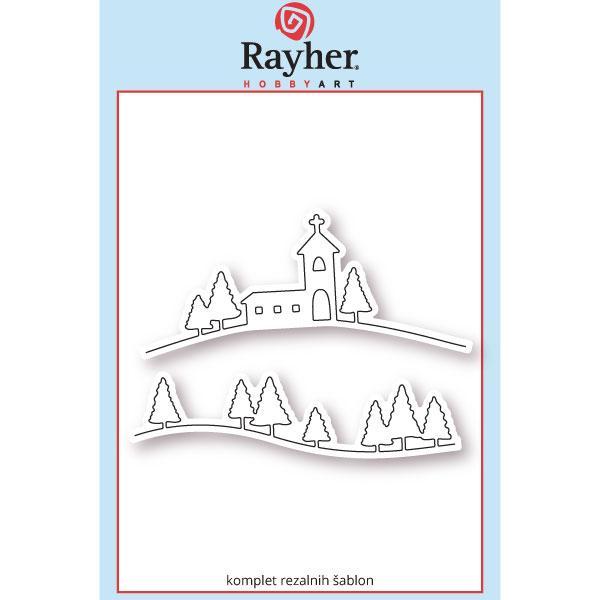 rayher zimska-pokrajina