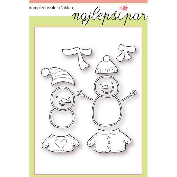 veseli-snežaki